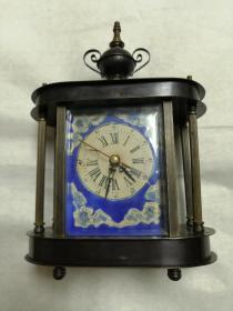 1882年德国制造小座钟一个