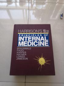 Harrisons Principles of Internal Medicine(15th Edition)