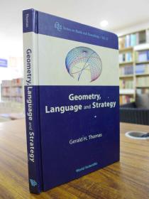 Geometry,Language and Strategy(几何学、语言与策略)