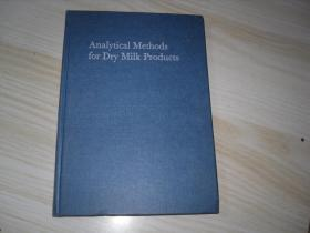 Analytical Methods for Dry Milk Products                  1-2575
