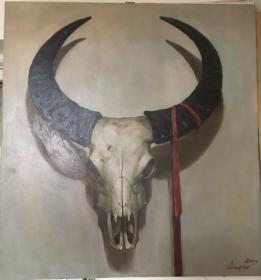 刘叶波的油画