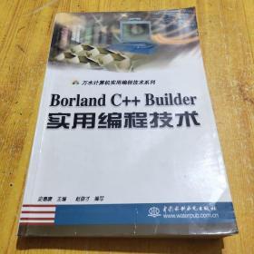 Borland C++ Builder实用编程技术