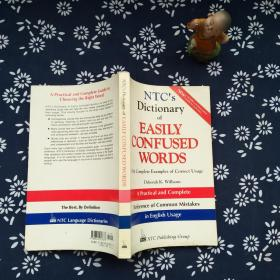 NTCS Dictionary of EASILY CONFUSED WORDS