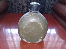 文革老货铝制品 军用水壶