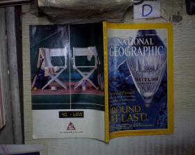 NATIONAL GEOGRAPHIC  SEPTEMBER 1999