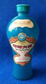 《洋河大曲》酒瓶 (玻璃)