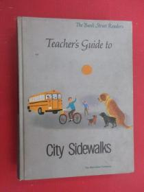 The  Bank  Street  Readers  Teacher's  Guide  to   city  sidewalks   纭簿瑁�