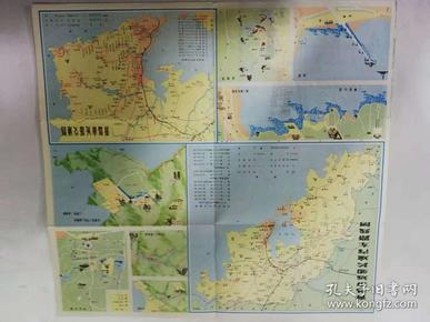 青岛市交通图