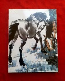 中国现代著名画马大师徐悲鸿先生《徐悲鸿画马专集》    全新16开硬精装珍藏卷,还没拆塑包装膜。