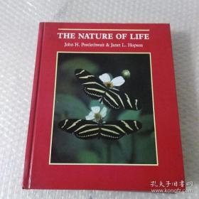THE NATURE OF LIFE (生命的本质)(英文原版精装)