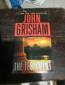 The Testament: A Novel[遗嘱]