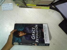 GRACE REVOLUTION Experience the Power to Live Above Defeat JOSEPH PRINCE 格雷斯革命  体验战胜失败的力量  约瑟夫王子 16开   05