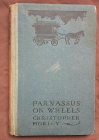 PARNASSUS ON WHEEIS 【全网独有】