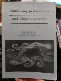 Einfuhrung in die fluid—und thermodynamik签名本(货号:1256)