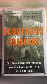 Dangerous Company: The Consulting Powerhouses and the Businesses They Save and Ruin[危险的公司]