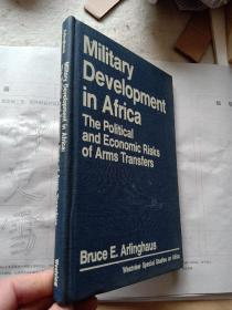 military development in africa the political and ecomic risks of arms transfers