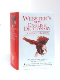 英文原版书 Websters new English dictionary / Hardcover – 2000