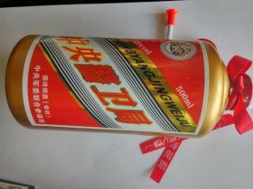 空内供茅台酒瓶(中央警卫局)