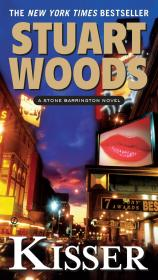 英文原版书 Kisser (Stone Barrington Novels)  by Stuart Woods  (正版, 畅销推理小说)