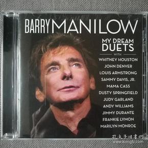 My Dream Duets-艺人:Barry Manilow-巴瑞·曼尼洛-成人时代-欧美正版CD