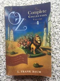 The OZ Complete Collection Volume 4 奥兹国故事集4(平装)