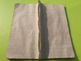 精钞本——张氏无常宝卷,经比对与民国翼化堂善书局石印本文字内容有出入,后附《莲花宝卷》