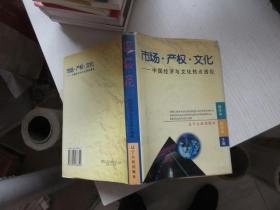 市场产权文化——中国经济与文化热点透视(精装)