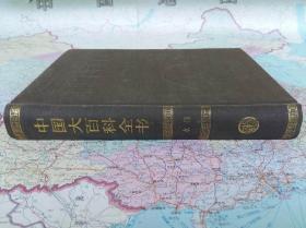 中国大百科全书 : 水利 甲种本 精装 有塑封