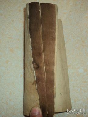 清代中医手抄本、两本一套、书法漂亮、朱墨圈点