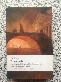 The Annals:The Reigns of Tiberius, Claudius, and Nero