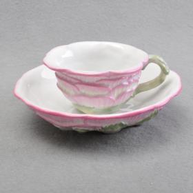 罕见梅森限量版玫瑰咖啡杯 无损 20053#