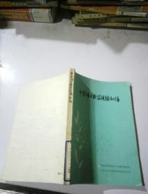 中学语文教学经验初编