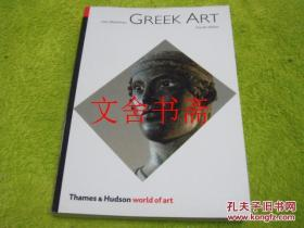 GREEK ART 英文原版