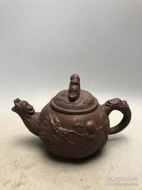民国老茶壶   A2618