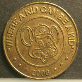 米老鼠代用币早期67979