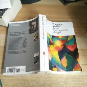 LookHomeward, Angel - 《天使望故乡》ThomasWolfe经典之作 企鹅平装本..