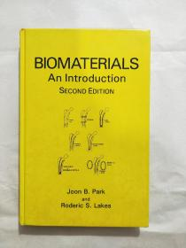 BIOMATERIALS An Introduction SECOND EDITION
