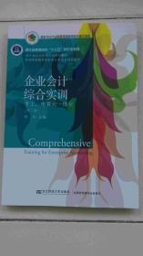企业会计综合实训:手工、电算化一体化(第二版)