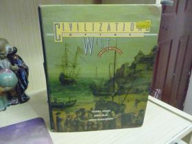 西方文明:人类的冒险 Civilizations of the West:The Human Adventure 英文原版、插图本[大16开硬精装,1031页,附34页】