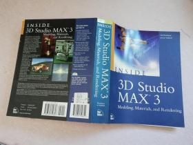 3D Studio MAX 3【实物拍图 带盘】英文版
