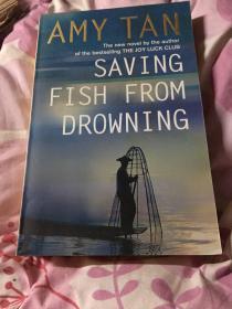 AMY TAN SAVING FISH FROM DROWNING