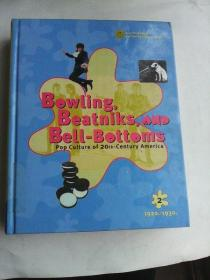 Bowling, Beatniks, and Bell-Bottoms : Pop Culture of 20th-Century America  第2卷 1920s-1930s    英文原版 精装厚册