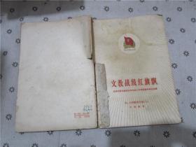 文教战线红旗飘·中小学教育方面·上·中学教育
