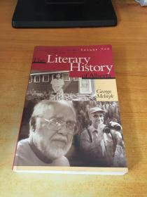 The Literary History of Alberta(阿尔伯达文学史)原版英文