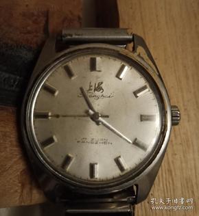 上海手表 1524-733 正常走时
