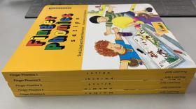 Finger Phonics: Book 1-5: In Precursive Letters (BE): Books
