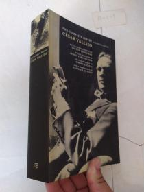 Cesar Vallejo: The Complete Poetry (A Bilingual Edition 西班牙语与英文译文对照版)