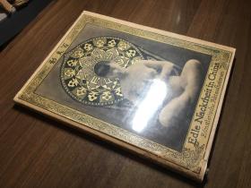 【稀見】1928年《百美影》漢茨·馮·佩克哈默/首部中國人體攝影集/含封面共32幅全