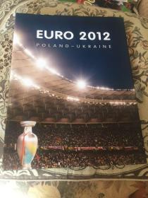 欧洲杯画册 osb原版