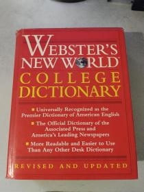 webster's new world college dictionmary